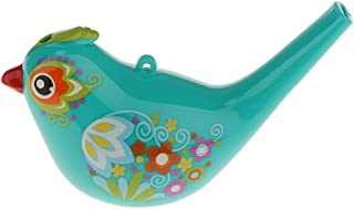 HOMYL Coloured Drawing Water Bird Whistle Bathtime Musical Toy For Kid