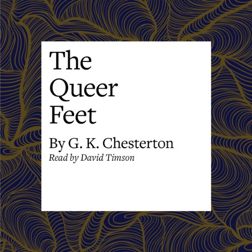 The Queer Feet audiobook cover art