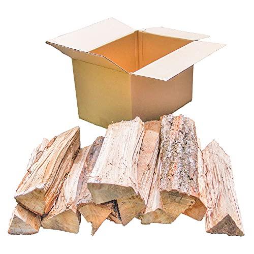 薪(ナラ)1箱 約18�s 富山県産 段ボール120サイズ 40~43�p