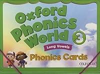 Oxford Phonics World: Level 3: Phonics Cards