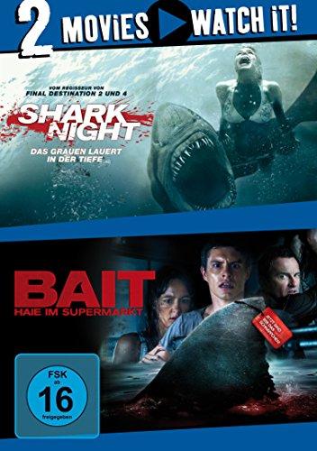Shark Night / Bait [DVD]