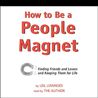How to Be a People Magnet audiobook cover art