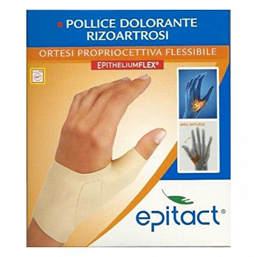 Epitact Pharma Ortesi Pollice Dolorante Rizoatrosi, L - 10 gr