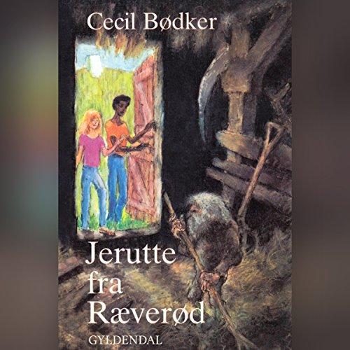 Jerutte fra Ræverød audiobook cover art