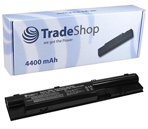 Trade-Shop Premium Li-Ion Akku 10,8V/11,1V 4400mah für Hewlett Packard HP Probook 440 G0 G1 445 G0 G1 450 G0 G1 455 G0 G1 470 G0 G1 ElitePad 900 G1