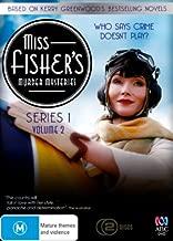 Miss Fisher's Murder Mysteries (Season 1 - Vol. 2) - 2-DVD Set ( Miss Fisher's Murder Mysteries - Series One - Volume Two ) ( Miss Fisher's Murder Mys [ NON-USA FORMAT, PAL, Reg.0 Import - Australia ]