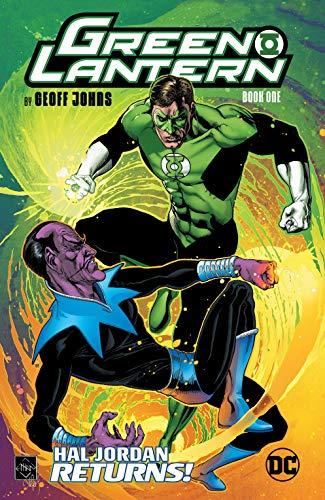 Green Lantern by Geoff Johns Book One (Green Lantern...