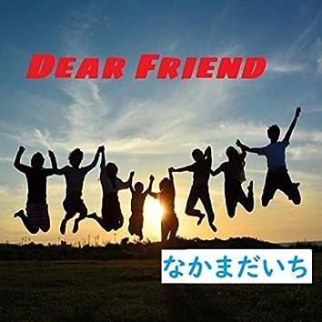 Dear Friend (feat. daichi Nakama)