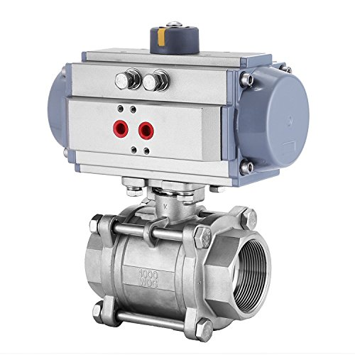 Air Actuated Ball Valves - 1
