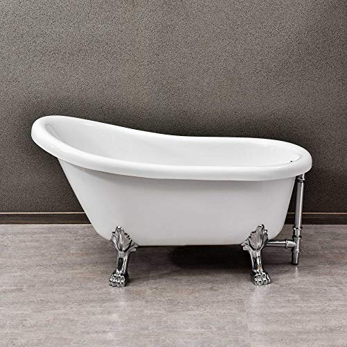 Woodbridge Traditional Acrylic Freestanding Tub
