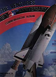 The Ventures NASA 25th Anniversary Commemorative Album. Official Album of the L5 Society Promoting Space Development, 1984
