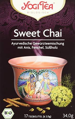 Yogi Tea -   Sweet Chai Bio (1 x