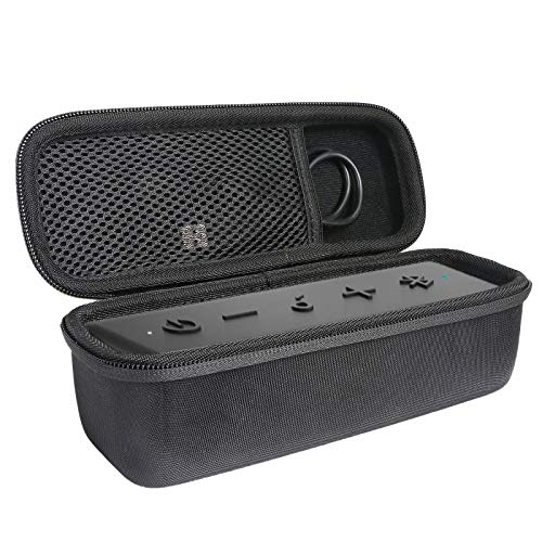 co2CREA case Hart Reise schutzhülle Etui Tasche für Soundcore 3 Bluetooth Lautsprecher (Nur hülle)