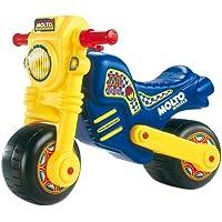 Moltó Cross Motocicleta sin Pedales para Niños, Multicolor (06228)
