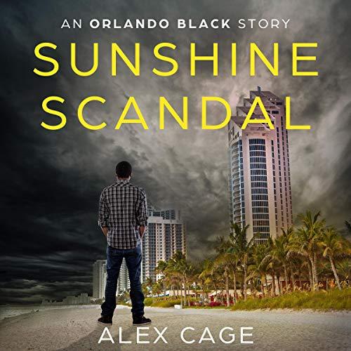 Sunshine Scandal audiobook cover art