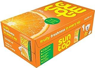 SUNTOP Orange 24 x 250 ml