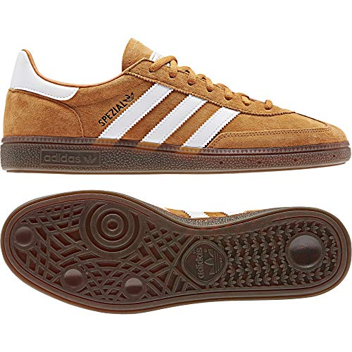 adidas Originals Handball Spezial Unisex-Sneaker EE5730 Tech Copper Gr. 36 2/3 (UK 4)