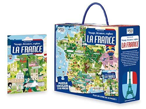 Voyage découvre explore la France