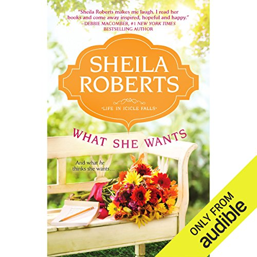 What She Wants audiobook cover art