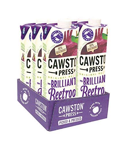 Cawston Press Brilliant Beetroot Pressed Juice, 1 l, Pack of 6