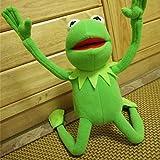 miaomiao Plüschtier Sesame Street Muppets Kermit der Frosch Spielzeug plüsch 38 cm Geschenk