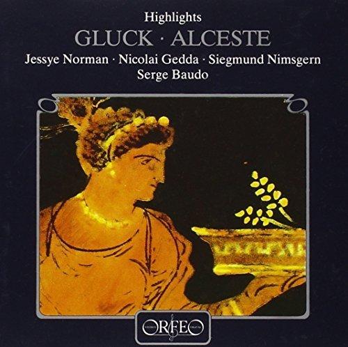 Gluck - Alceste by Christoph Willibald Gluck (1988-10-18)