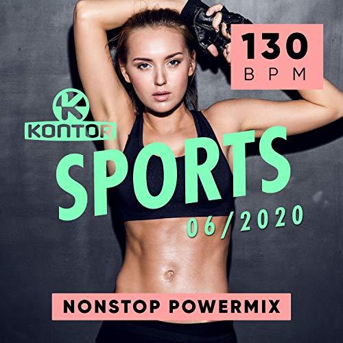 Kontor Sports - Nonstop Powermix, 2020.06 [Explicit]