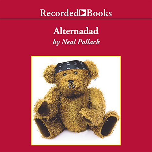 Alternadad audiobook cover art
