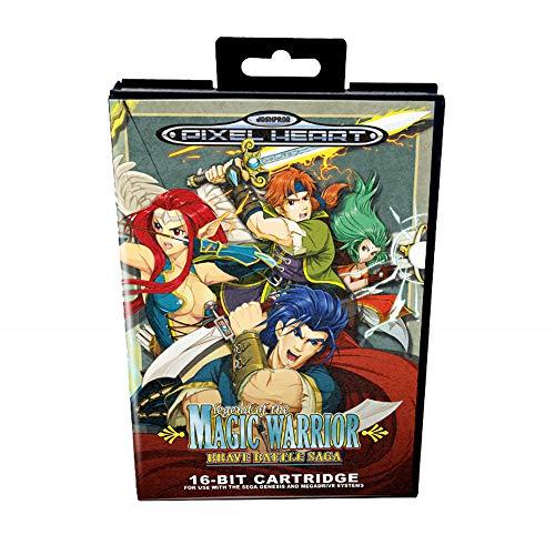 Legend of The Magic Warrior - Brave Battle Sage (Megadrive)
