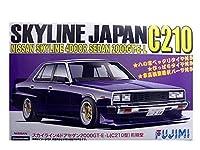 1/24 フジミ スカイライン 4Dr GT-E L 前期型