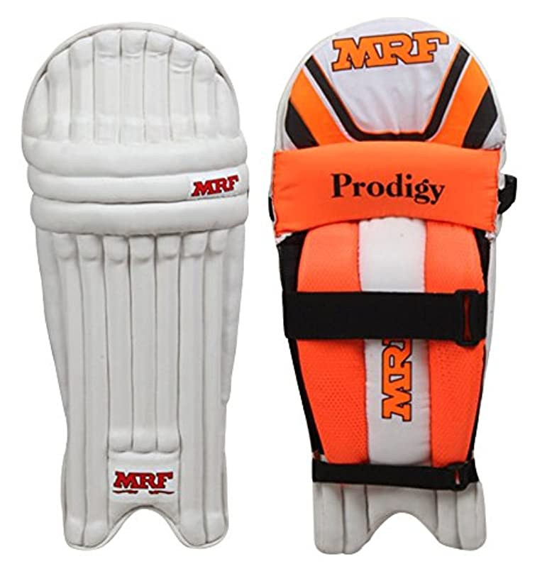 MRF PRODIGY Cricket Batting Pads Youth Size 100% Original