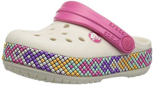 Crocs Kids Girls Crocband Gallery Clog