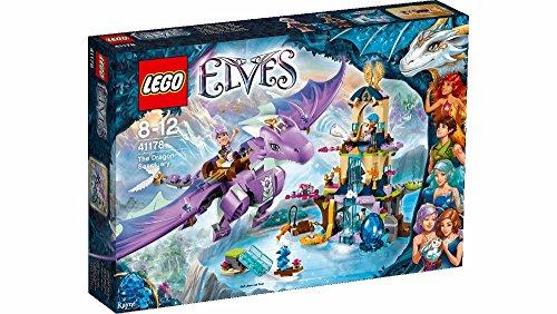 LEGO elves Set Costruzioni, Il Santuario del Dragone, Colore Vari, 41178