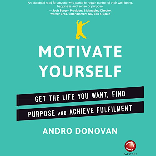 Motivate Yourself audiobook cover art