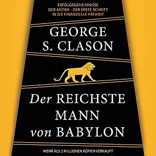Der reichste Mann von Babylon Titelbild