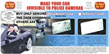 License Plate Cover IR Invisible-Plate Infrared Cover Protector …
