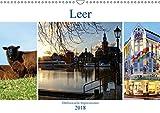 Leer - Ostfriesische Impressionen 2018 (Wandkalender 2018 DIN A3 quer): Leer, das Tor zu Ostfriesland. (Monatskalender, 14 Seiten ) (CALVENDO Orte) [Kalender] [Apr 01, 2017] Hebgen, Peter