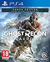 Tom Clancy's Ghost Recon Breakpoint Aurora Edition (PS4) (輸入版)