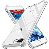 ORASE Ultra Clear Cases Designed for iPhone 8 Plus Case...