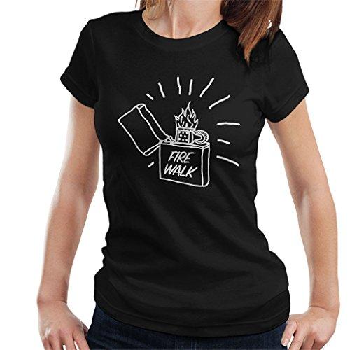 Before The Storm Fire Walk Life is Strange Women's T-Shirt