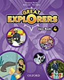 Great Explorers 4: Class Book Pack - 9780194507684