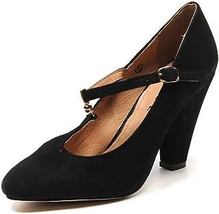 Zapatos de Vestir para Mujer Negro Negro