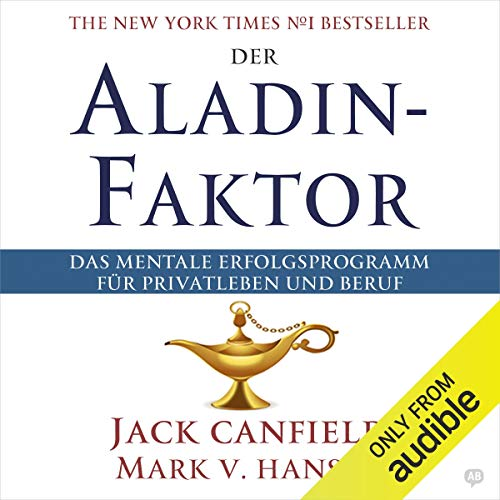 Der Aladin-Faktor [The Aladdin Factor] cover art
