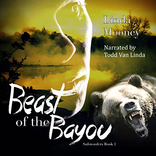 Beast of the Bayou audiobook cover art