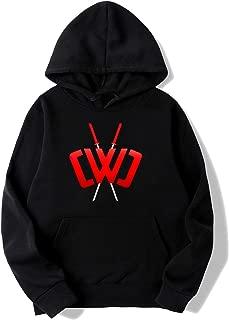 SIyuanWang Magic Love Chad Wild Clay Hoodie Sweater for Men Womens Youth