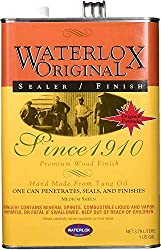 Waterlox Original Sealer/ Finish- Gallon review