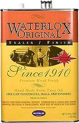 Waterlox Original Sealer/ Finish- Gallon review