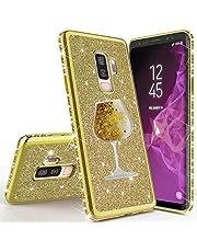 جليتر كيس Samsung Galaxy S9 Plus Eu05152X5-DE