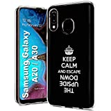 MOBIFLARE Slim Case for Samsung Galaxy A10E, Not for Galaxy A10, Escape Upside Down Design Light Weight, Unbreakable, Flexible, Surround Edge Protection