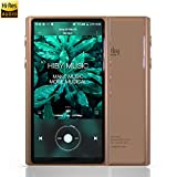 HiBy R5 High Resolution Digital Audio Player, HiFi Lossless MP3/MP4 Music Player with Hi-Res Audio/Bluetooth/Amazon Music Ultra HD/aptX HD/LDAC/USB DAC/UAT/Android 8.1, Support WiFi with Touchscreen